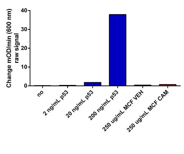 ELISA - Anti-p53 antibody [PAb 1801] (ab28)