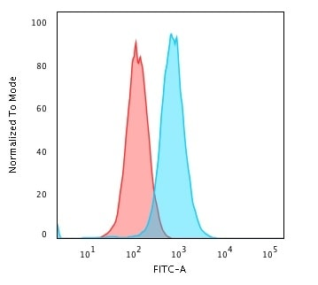 Flow Cytometry - Anti-Rad51 antibody [RAD51/2702] (ab269677)