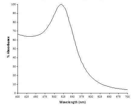 Functional Studies - 10nm Gold Nanoparticles (10 OD) (ab269934)