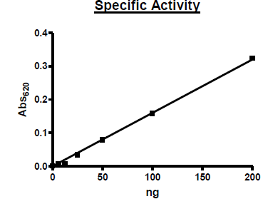 Functional Studies - Recombinant mouse PDE3A protein (Active) (ab271678)