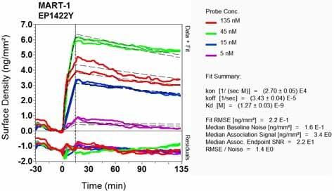 OI-RD Scanning - Anti-MelanA antibody [EP1422Y] - BSA and Azide free (ab271839)