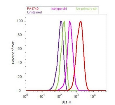 Flow Cytometry - Anti-SNAP25 antibody (ab5666)
